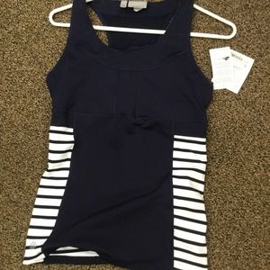 Athleta tank top new with tags